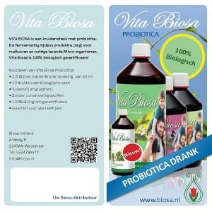 Vita Biosa flyer